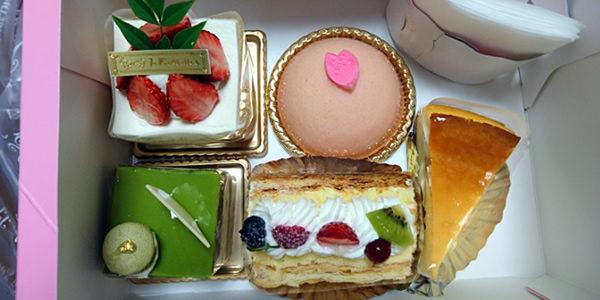 フランス菓子ミレー
