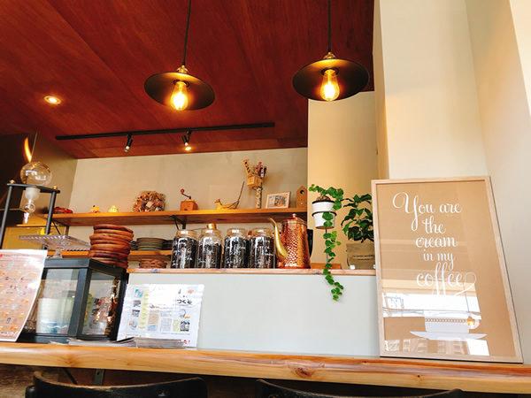 キジカフェ店内