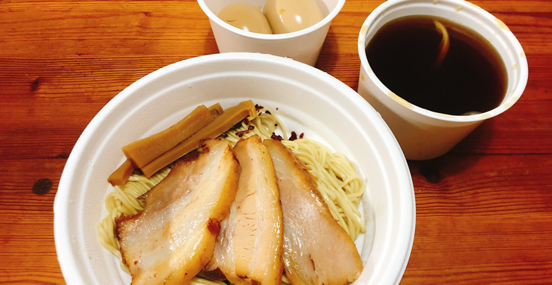 The Noodles & Saloon Kiriyaでテイクアウト♪
