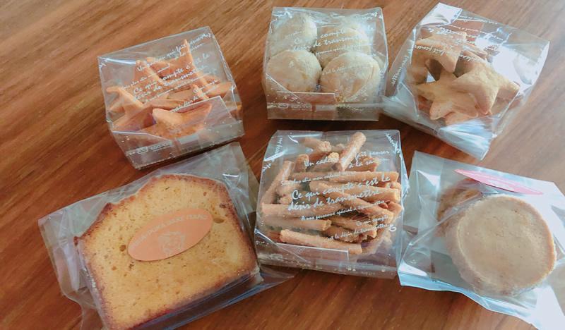 江戸川台にある焼き菓子屋さん「PUKA-PUKA BAKE STAND」