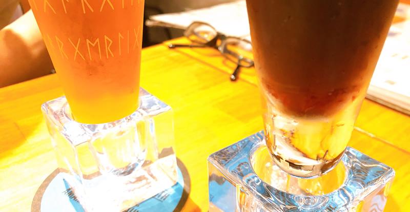 柏でクラフトビールが飲める「Cluster」
