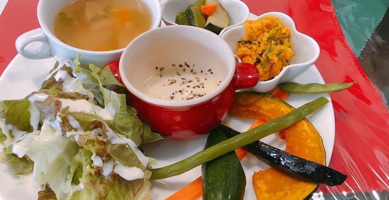 石焼き&野菜のお店 ヒルファ~ム